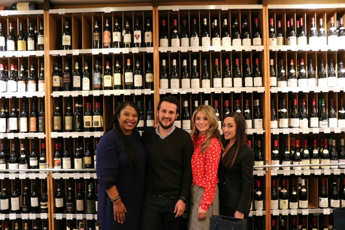 Shakera Jones, Black Girls Dine Too, Amanda Claire Goodwin, The Real Housewine, Nicole Muscari, Grape Chic, Oscar Arrivabene, Morrell Wine Bar, Wine Blogger, Wine Bloggers, Top Wine Bloggers, American Wine Blogger, Italian Wine